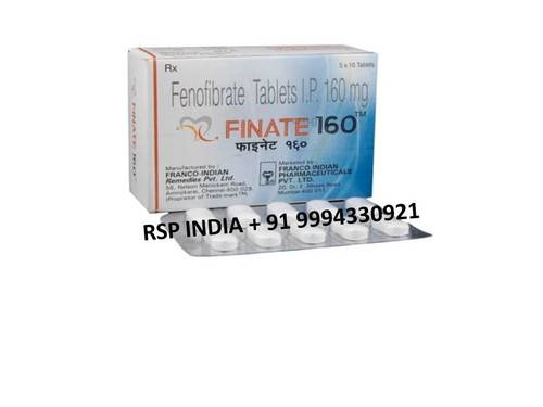 Finate 160mg Tablets