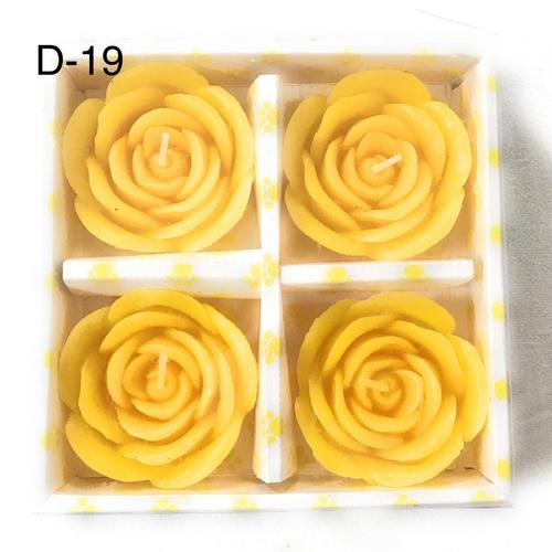 Decorative Floating Flower Candles