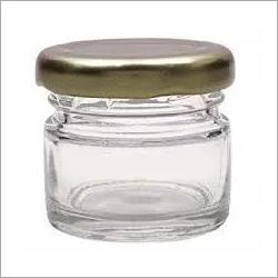 30 GM GLASS JAR