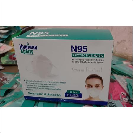 N 95 Protective Mask