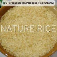 100 Percent Broken Parboiled Rice