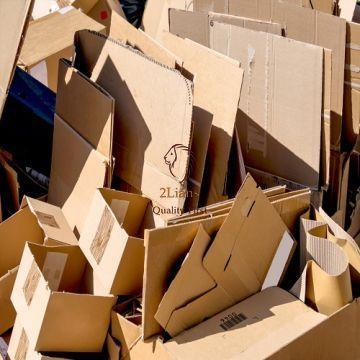 100% Cardboard Occ Waste Paper Scraps