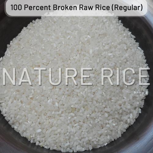 100 Percent Broken Raw Rice
