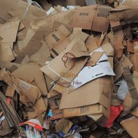 Good Grade Occ Waste Paper Scraps