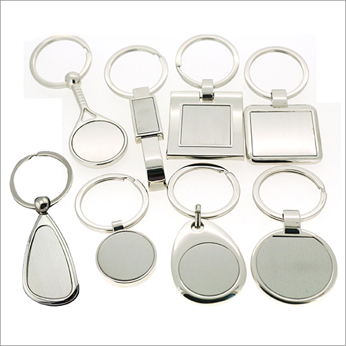 Customized Metal Keychain Printing Service