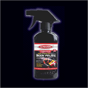 Bike & Scooter Complete Body Polish Spray