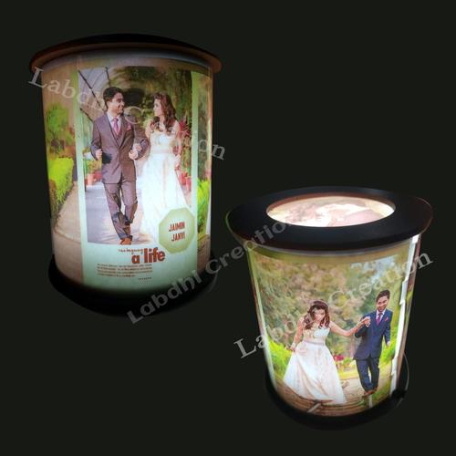 Photo Printed Mini Lamp