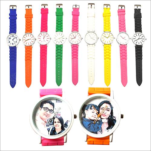 Personalized Photo Print Wrist Watch