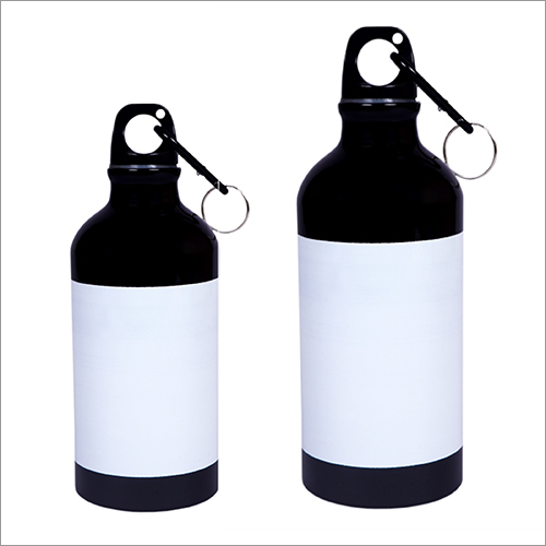 Black Sipper Bottle Printing Service