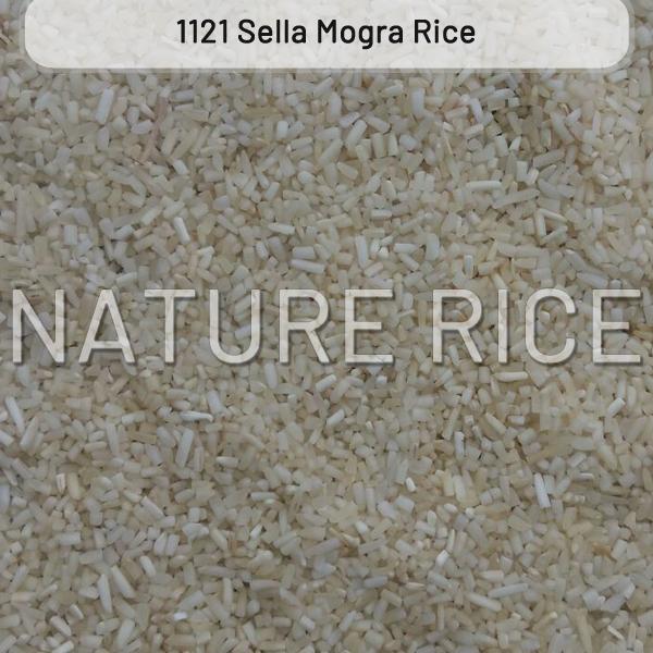 1121 Sella Mogra Rice