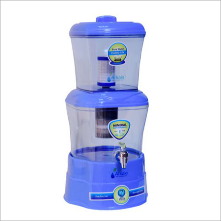 Alkaio Mineral Pot RO Water Purifier