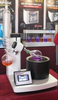 Touch Screen Rotary Evaporator