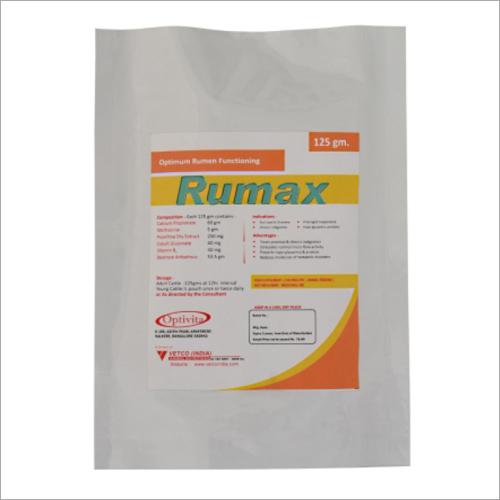 Optimum Rumen Functioning