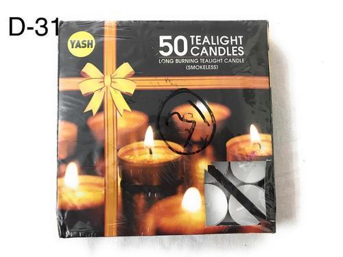 Tea Light Candle Set