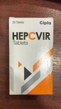 Hepcvir Tablets