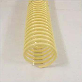 Food Grade PU Yellow Spiral Hose
