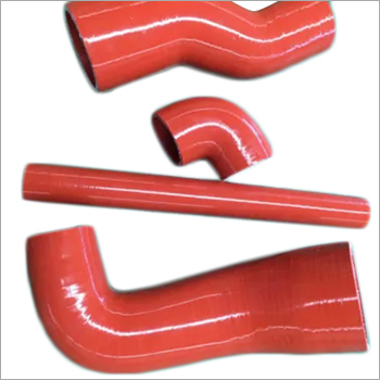 Shaped Silicone Hose Pipe