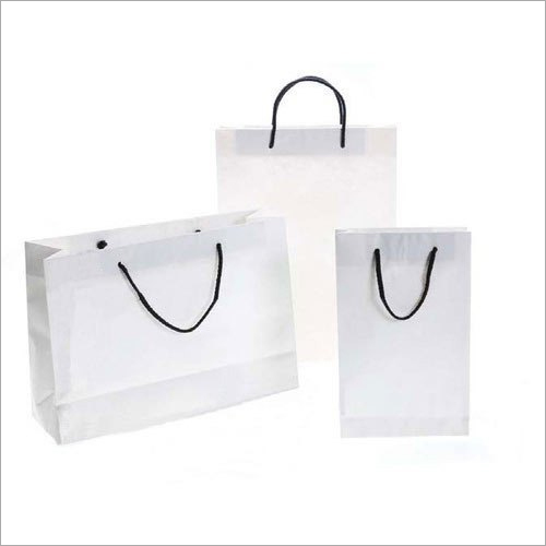 High BF Kraft Paper Carry Bag