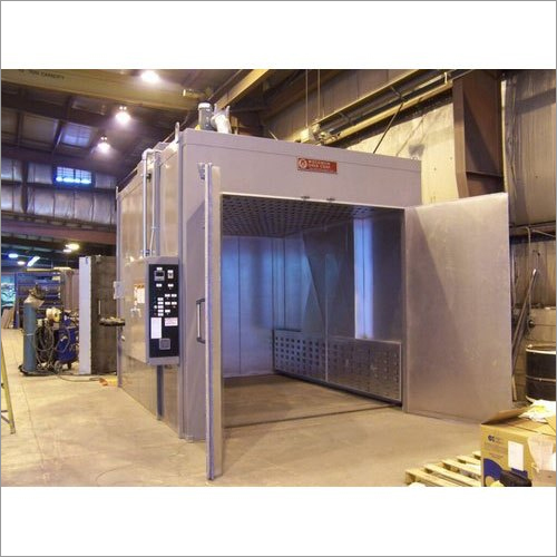 Double Door Industrial Heating Ovens