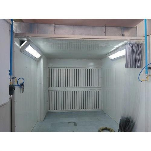 Industrial Dry Type Painting Booth