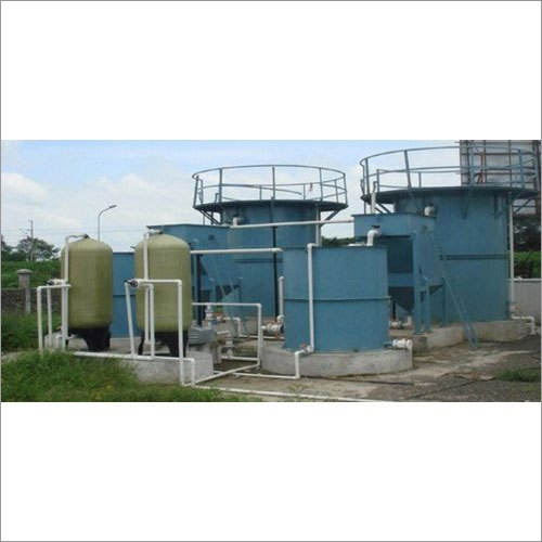 Industrial Effluent Treatment Plant