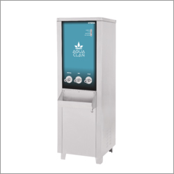 Commercial Stainless Steel Water Dispenser