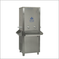 Stainless Steel Water Dispenser Cum Cooler
