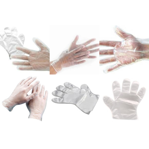 Transparent Gloves