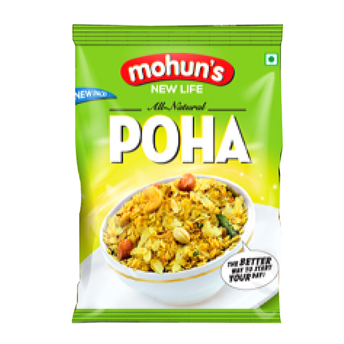 All Natural Poha