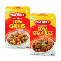 Soya Chunks & Granules