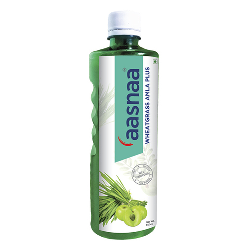 Wheatgrass Amla Plus