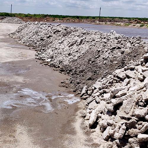 Unwashed Marine Gypsum