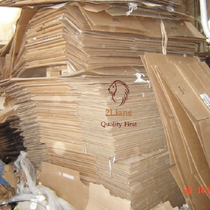 OCC WASTE PAPER WITH MIXED PAPER