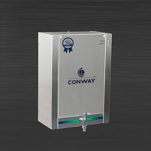 STAINLESS STEEL HOME WATER PURIFIER - CONWAY RO 10 S