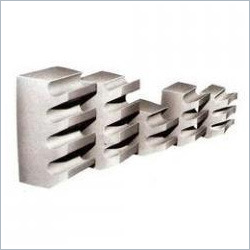 Element Shaped Refractory Shapes