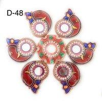 Diwali Rangoli Stickers