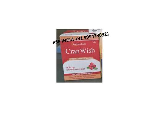 CRAN WISH 500MG CRANBERRY EXTRACT