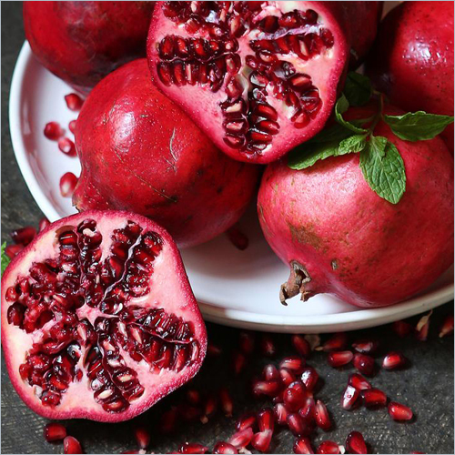 Fresh Pomogranates