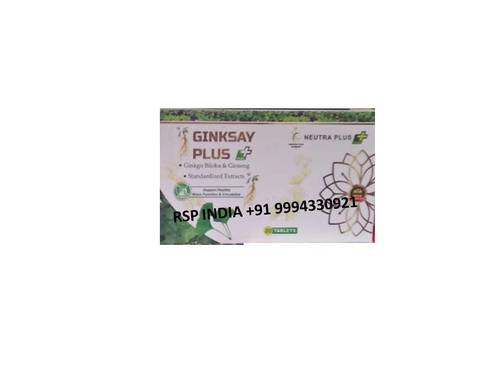 Ginksay Plus Tablets