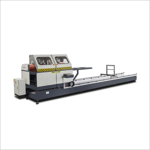 45 degree angle double head cutting machine
