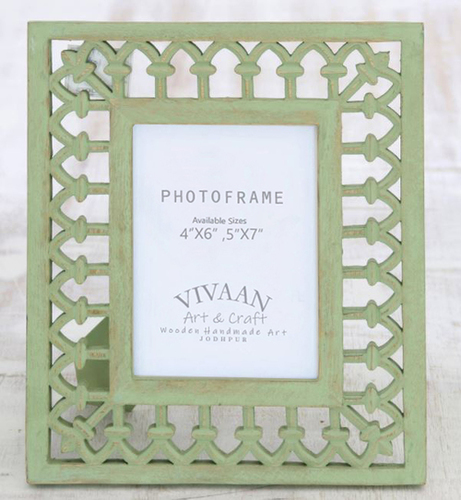 Wooden Handicraft Decorative Photo Frame