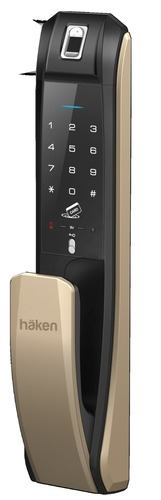 Haken Digital Door Locks Hdl-PP64 6 Way Pushpull Lock