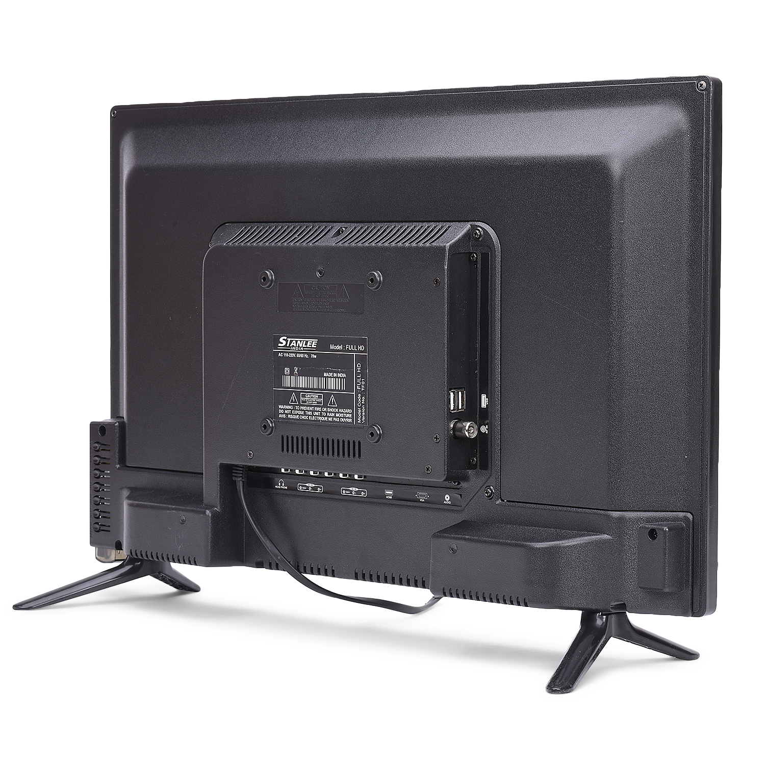 Stanlee India 24 Inch Pro X3 HD LED TV