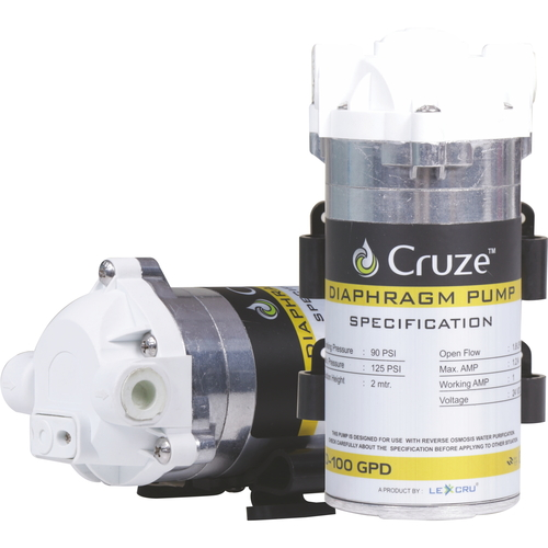 Cruze Booster Pump 100GPD