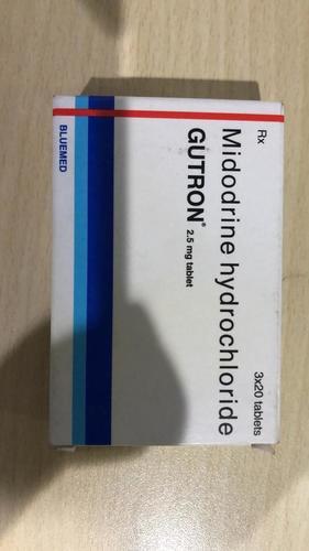 Gutron 2.5 Mg