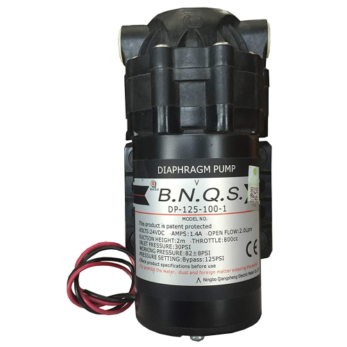 BNQS Booster Pump 100GPD