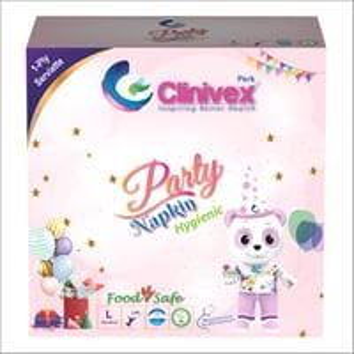 Elite 1 Ply Hygienic Multi Fold Party Napkin