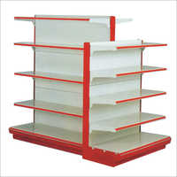 High Quality Supermarket Gondola Storage Rack