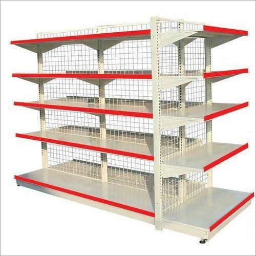 Departmental Storage Rack