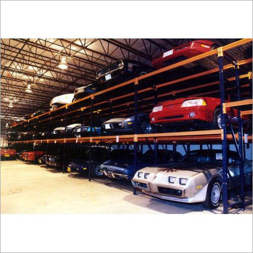 Automobile Storage Rack